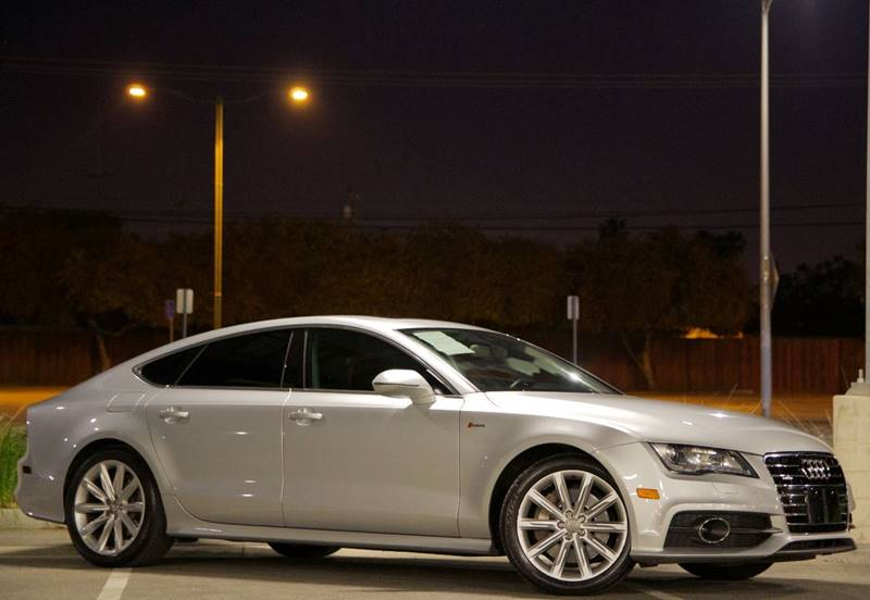 2013 Audi A7 AWD 3.0T quattro Prestige 4dr Sedan - Santa Clara CA
