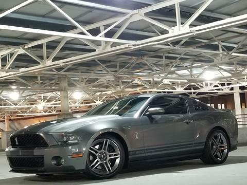 2010 Ford Mustang SVT Cobra