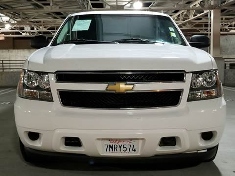 2008 Chevrolet Tahoe Limited/Z71