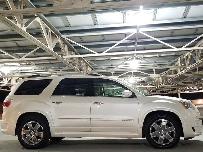 tag new navi seat santa in acadia denali veh tires loaded awd ca gmc