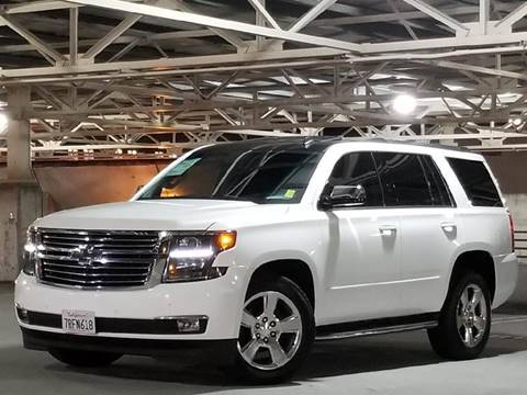 Best 3rd Row Suv Used >> 2015 Chevrolet Tahoe For Sale - Carsforsale.com