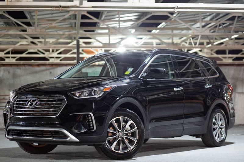 2017 Hyundai Santa Fe V6 *3.3LIT*3ROW SEAT**39K MI*