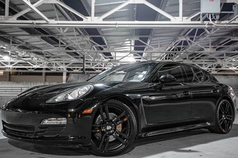 2011 Porsche Panamera for sale in Santa Clara, CA