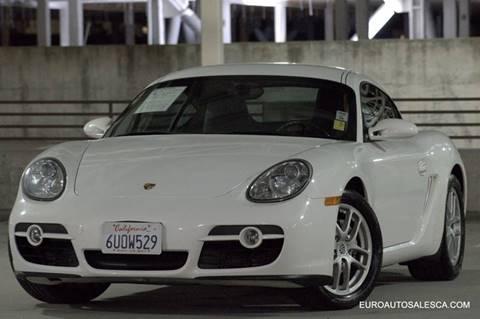 2007 Porsche Cayman for sale in Santa Clara, CA
