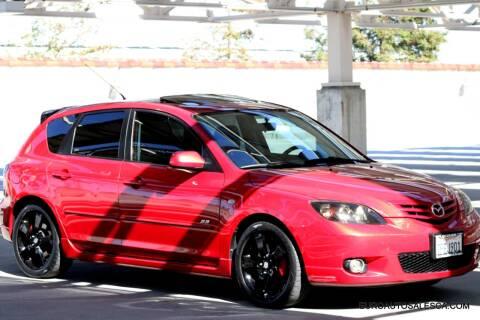 2004 Mazda MAZDA3 for sale at Euro Auto Sales in Santa Clara CA