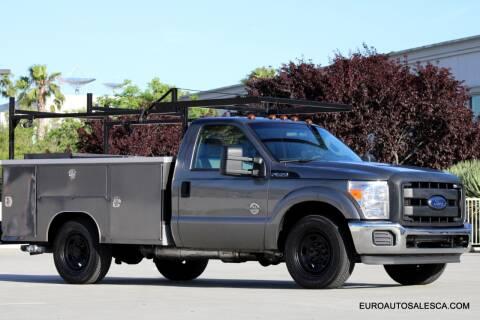2011 Ford F-350 Super Duty for sale at Euro Auto Sales in Santa Clara CA