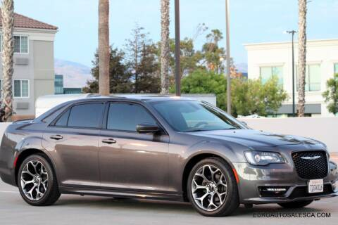 2017 Chrysler 300 for sale at Euro Auto Sales in Santa Clara CA