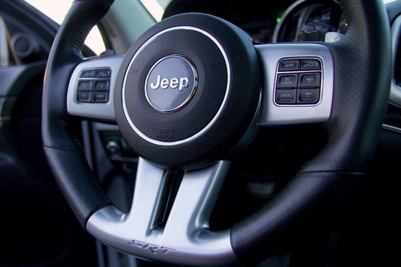2013 Jeep Grand Cherokee 4x4 SRT8 4dr SUV - Santa Clara CA