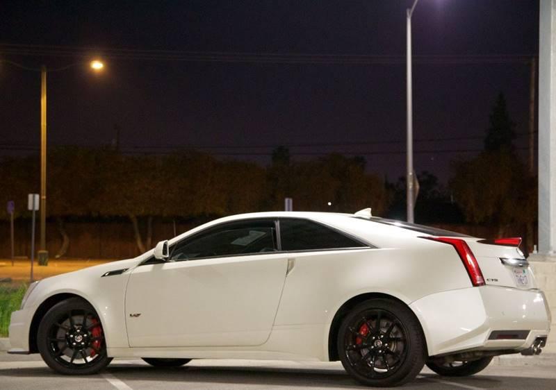 2011 Cadillac CTS-V Sport/W Recaro Seat - Santa Clara CA