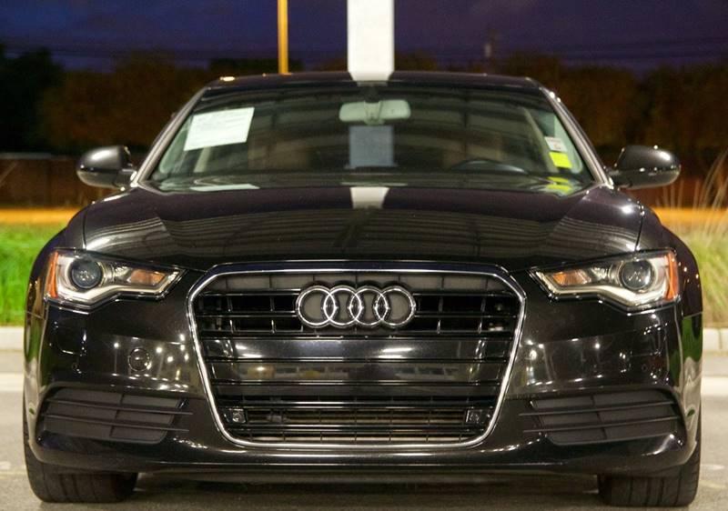 2012 Audi A6 2.0T Premium Plus - Santa Clara CA