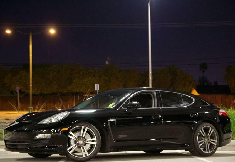 2011 Porsche Panamera S *LOADED*LIKE NEW* - Santa Clara CA