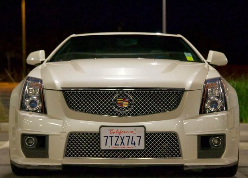 2011 Cadillac CTS-V 2dr Coupe - Santa Clara CA