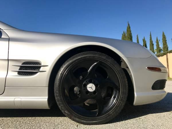 2004 Mercedes-Benz SL-Class SL500 2dr Convertible - Santa Clara CA