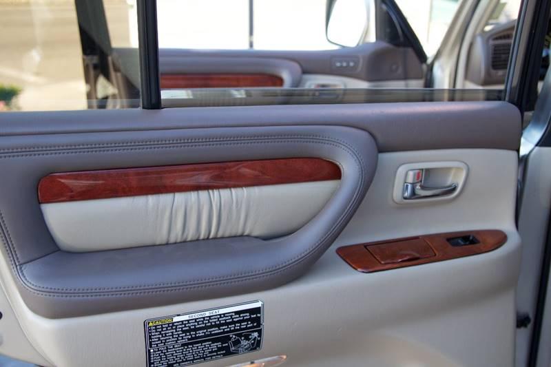 2002 Lexus LX 470 LOADED 4WD SUV - Santa Clara CA