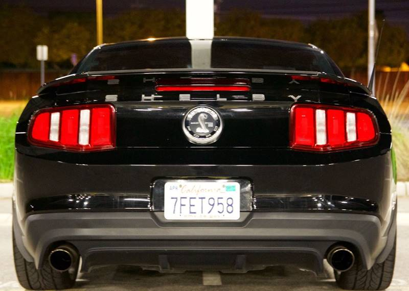 2010 Ford Shelby GT500 2dr Coupe - Santa Clara CA