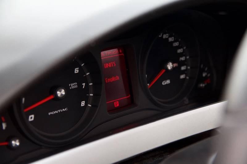 2009 Pontiac G8 GT w/Bluetooth 4dr Sedan - Santa Clara CA