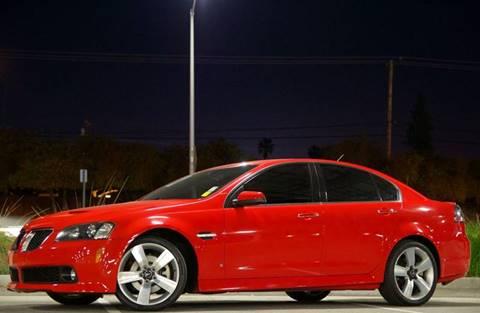 2009 Pontiac G8