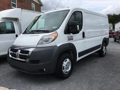 2016 RAM ProMaster Cargo for sale in Fogelsville, PA