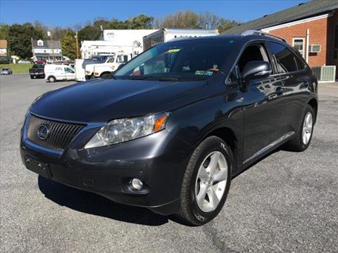 2011 Lexus RX 350 for sale in Fogelsville, PA