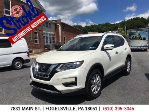 2017 Nissan Rogue for sale at Strohl Automotive Services in Fogelsville PA