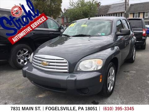 2008 Chevrolet HHR for sale at Strohl Automotive Services in Fogelsville PA