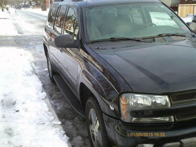 2004 Chevrolet Trailblazer Ext car for sale in Detroit