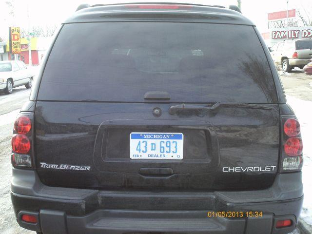 2004 Chevrolet Trailblazer Ext Detroit Used Car for Sale