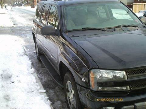 2004 Chevrolet TrailBlazer EXT for sale in Detroit MI