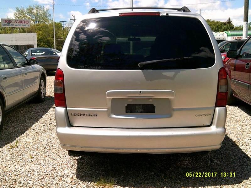 2003 Oldsmobile Silhouette GLS 4dr Extended Mini-Van - Detroit MI