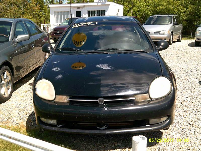 2001 Dodge Neon car for sale in Detroit
