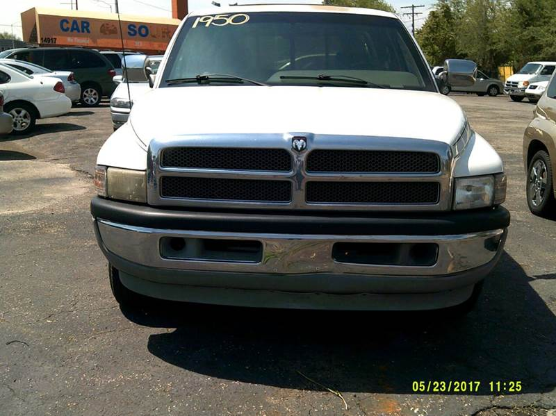 1996 Dodge Ram Pickup 1500 car for sale in Detroit