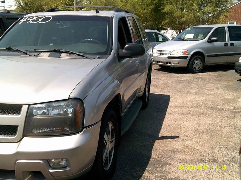 2006 Chevrolet TrailBlazer LT 4dr SUV 4WD - Detroit MI