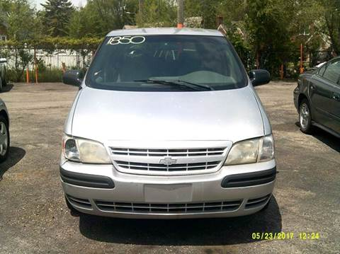 2003 Chevrolet Venture for sale in Detroit MI