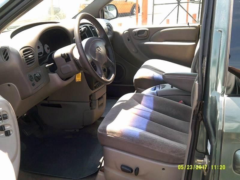 2002 Dodge Grand Caravan ES 4dr Extended Mini-Van - Detroit MI