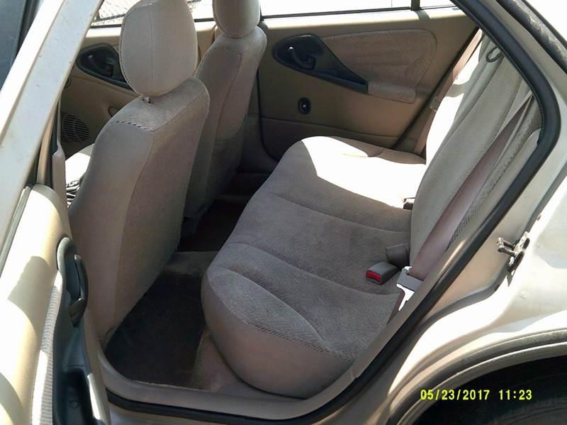 2002 Chevrolet Cavalier LS 4dr Sedan - Detroit MI