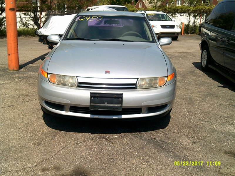 2002 Saturn L-series car for sale in Detroit