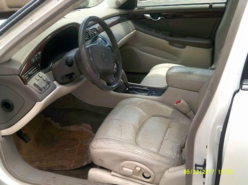2002 Cadillac DeVille DTS 4dr Sedan - Detroit MI