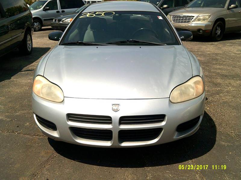 2001 Dodge Stratus car for sale in Detroit