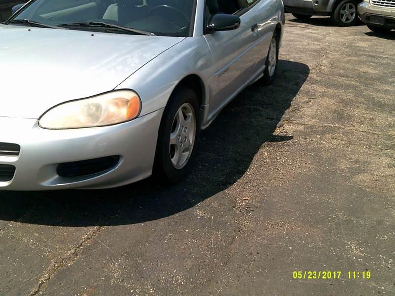 2001 Dodge Stratus SE 2dr Coupe - Detroit MI