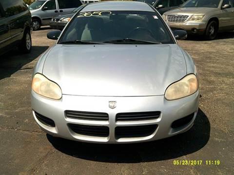 2001 Dodge Stratus for sale in Detroit, MI