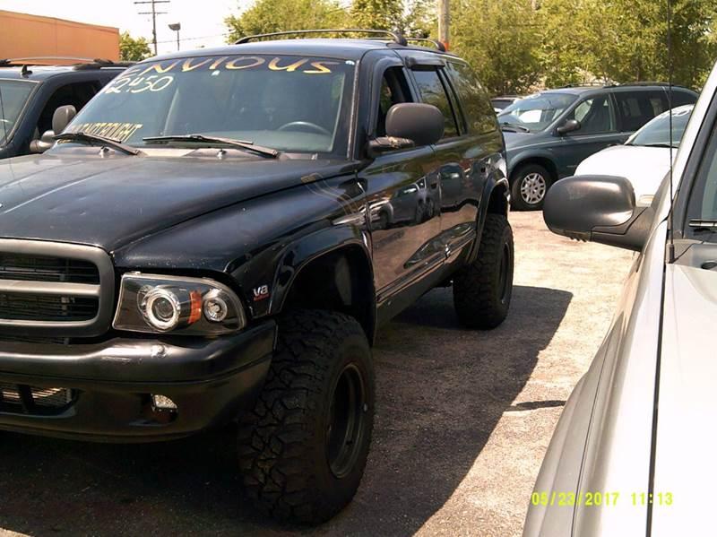2000 Dodge Durango 4dr SLT 4WD SUV - Detroit MI