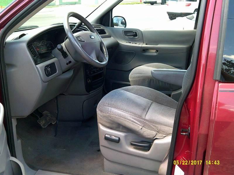 2003 Ford Windstar SE 4dr Mini-Van - Detroit MI