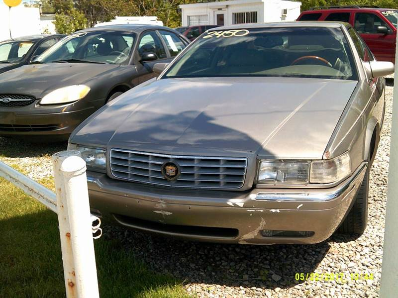 2001 Cadillac Eldorado car for sale in Detroit