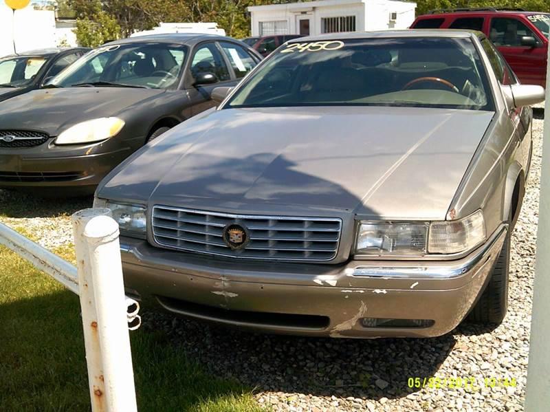 2001 Cadillac Eldorado car for sale in Detroit