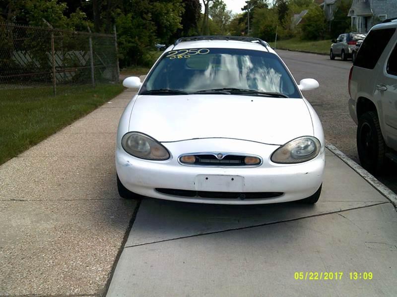 1997 Mercury Sable car for sale in Detroit