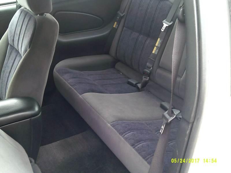 2004 Chevrolet Monte Carlo LS 2dr Coupe - Detroit MI