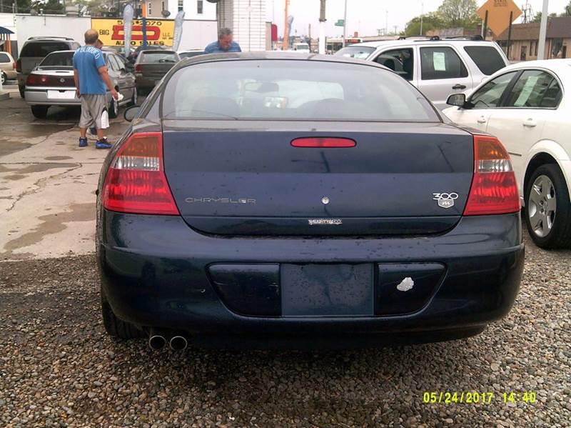 2002 Chrysler 300m Detroit Used Car for Sale