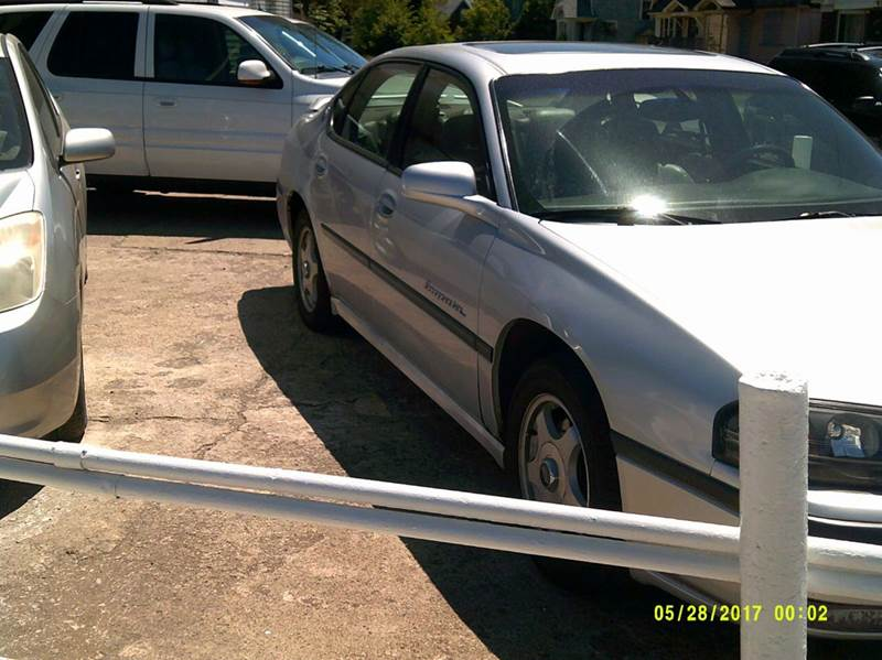 2000 Chevrolet Impala LS 4dr Sedan - Detroit MI