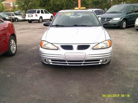 2002 Pontiac Grand Am for sale in Detroit, MI
