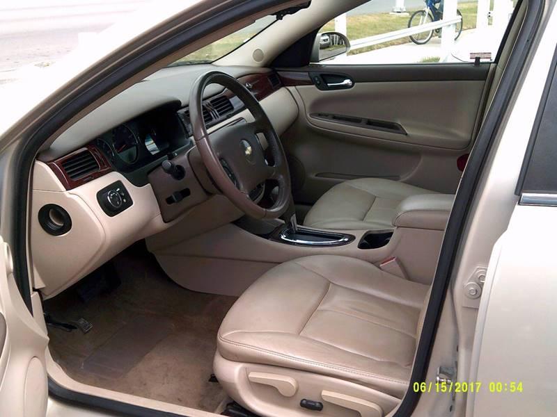 2008 Chevrolet Impala LT 4dr Sedan - Detroit MI